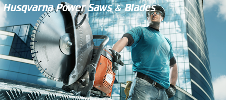 Husqvarna Saws and Blades