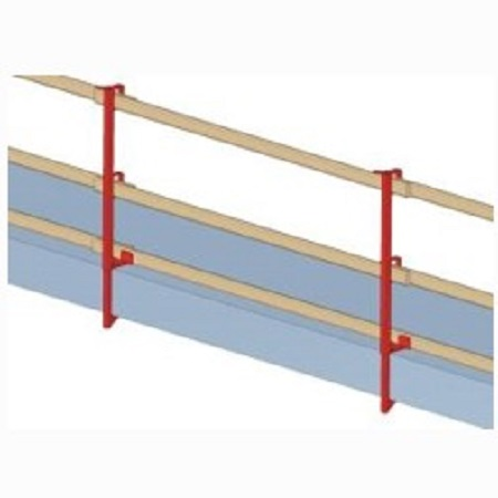 Jobsite Safety Railing and Accessories