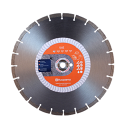 "12"" Husqvarna 542774462 VH 5  Diamond Saw Blade Wet/Dry  Tacti-Cut,Stationary Saw blades, Segmented Diamond blades,Blade for gas powered saw, Blade for Stihl saw, VH5 Blade, Blades for Cutting Concrete, Masonry saw blades, Concrete saw blades, Husqvarna Diamond Blades, Circular Diamond saw blades, Diamond wet saw blades, Concrete cutting blades, Wet/Dry cutting blades, Cut off saw blades, Asphalt cutting blades, CMU cutting blades, diamond blades for power saws, Diamond blades for chop saws ,Target VH5"