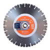"14"" Husqvarna 542774541 HI 5  Diamond Saw Blade Wet/Dry"