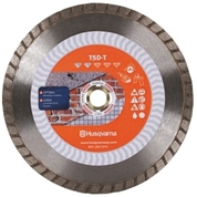 "4"" Husqvarna 542761416 TSD-T-Dri Disc Turbo Diamond Blade-50 pack  MPN 542761416, 4""diamond blades, saw blades for cutting stone,saw blades for cutting tile,saw blades for cutting brick. masonry saw blades, turbo Saw blades,wet/dry diamond blades, diamond turbo blades, continuous rim diamond blade, Diamond blade for angle grinder"