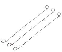 Wire Loop Ties 8\
