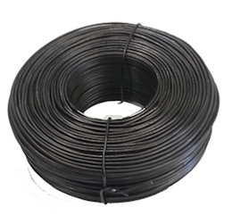 Tie Wire Rolls - Black Annealed-14 Ga. Rebar Tie Wire