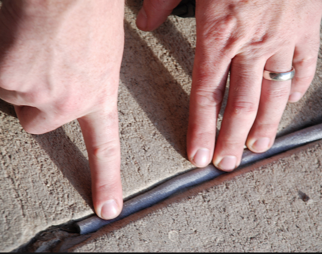 """400 Ft 1 1//4/"""" Closed Cell Foam Backer Rod Expansion Joint"""