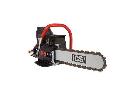 ICS 576153| 680ES GC 14 in. Concrete Chain Saw  w/Guidebar & FORCE3 Chain