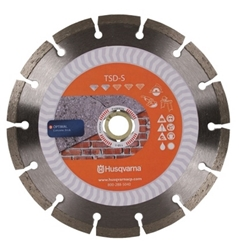 "4-1/2"" Husqvarna 542761409 TSD-S-Dri Disc Seg. Diamond Blade-10 pc Angle grinder blades,542761409, diamond blades,wet/dry diamond blades, diamond segmented blades, saw blades for cutting stone, saw blades for cutting tile,saw blades for cutting brick, masonry saw blades, segmented Saw blades, diamond blade for angle grinder"