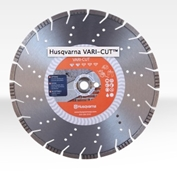 "12"" Husqvarna 542751358 Vari-Cut Diamond Saw Blade Wet/Dry  Husqvarna MPN 542751358, Segmented Diamond blades, Blade for gas powered saw, Blade for Stihl saw, Blades for Cut off saw, Masonry saw blades, Concrete saw blades, Husqvarna Diamond Blades, Target Diamond Blades, Circular Diamond saw blades, Diamond wet saw blades,Wet/Dry cutting blades,  Asphalt cutting blades, CMU cutting blades, diamond blades for power saws, Diamond blades for chop saws"