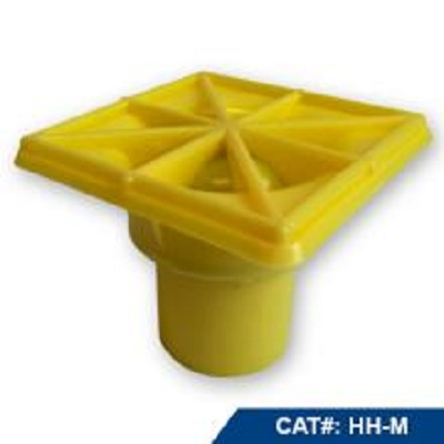 "OSHA YELLOW Rebar Caps- #7- #12 ""MADE IN USA""-25 Pcs REBAR fall protection,Rebar Safety covers,reusuable rebar safety caps,Made in USA Rebar Safety Caps,Domestic Rebar Safety Caps,OSHA Rebar Caps, rebar protection, rebar safety, fits #7-#12 Rebar safety cap, rebar guards, rebar safety covers, fall protection,Steel Stake caps, CAL-OSHA Rebar caps"
