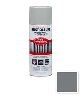 Rustoleum 1600 System Cold Galvanizing Compound Spray - 6pk