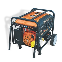 BN Products BNG9000 Gas Powered Electric Start 9000W Generator  Honda Generator,CARB certified generator,Temporary power supply, outdoor generator, campsite power back up,Emergency power back up,Gas powered generator, portable generator, portable power supply, power back up, jobsite generator, industrial grade generator, generator for construction, professional grade generator, heavy duty generator