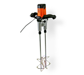 1800W BN Products Double Shaft Hand Held Paddle Mixer