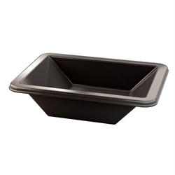 Bon 11-425 Mini Polyethylene Mortar Box 1.25 Cu Ft Capacity