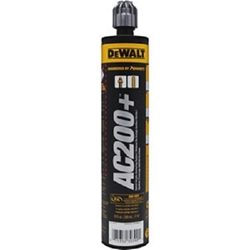 DeWalt (Powers) AC200+ Gold Adhesive 10 oz. - 12 pc/carton