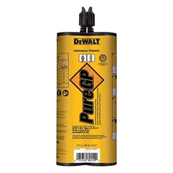 DeWalt Pure GP 21oz Cartridge-12 pc/carton