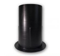 "Deslauriers 1-1/2"" ECON-O-SLEEVE  Hole Form- 110 pcs  hole form, Hole forming, Plastic form hole inserts, Wall hole for pipes, Concrete Hole former, Precast hole former, Concrete hole sleeves, Stackable hole formers for concrete,"