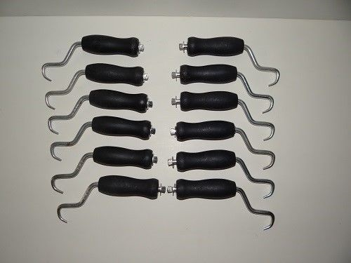 Tie Wire Twister w/Sure grip Handle-12 Pack