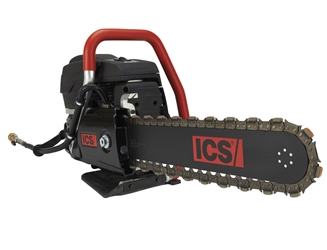 ICS 576151| 12 Inch 695XL Concrete Chain Saw w/ F4 Guide Bar & Chain Concrete saw, concrete chain saw, Fire rescue saw, Wet cut saw, Concrete hole saw, Concrete sawing equipment, concrete cutting saw, concrete wall saw, hand held concrete saw, concrete plunge saw,Chainsaw for pipe cutting, Stihl Rock Boss, Stihl Gs461, Abrasive Chainsaw, Diamond Chainsaw, Concrete demo saw