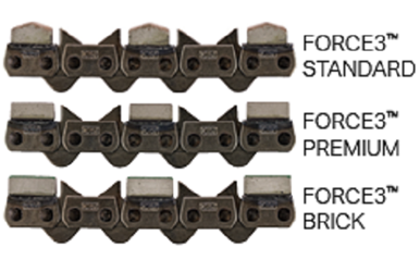 ICS 584292| 14 in. FORCE3 Chain 64 Dirve Links