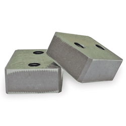 Replacement Cutting Blocks for BN Products DC-16LZ Benner nawman Rebar cutter, BN products replacement parts, BN Products Rebar Cutter parts, Find replacement parts for BN Products DC-16LZ