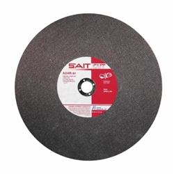 "United Abrasives SAIT 23455 Cutoff Wheel 14"" x 1/8"" x 20mm""- 10 pc"