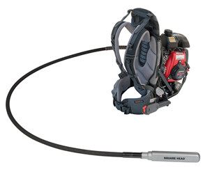 Wyco Back Pack Concrete Vibrator