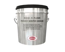 Wirebond Bond-n-Flash Primer 4 gallon Pail  Winter Grade