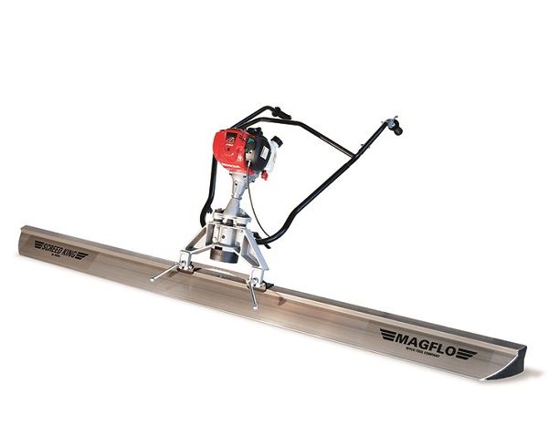 Wyco Screed King - Power screed