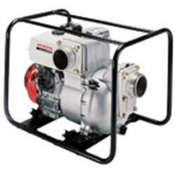 "4"" Honda Gas Powered Trash Pump  Honda Trash Pump, Sump Pumps, Jobsite Pumps, clean out pump, Trash Pumps, self priming water pump, centrifugal water pump,gas powered trash pumps, high volume trash pump, construction site trash pumps"