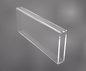 Clear Rectangular Masonry Weep Vent-1000pc