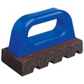 "Bon Tool 6"" Rub Brick With Handle- 20 Grit"