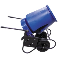 Bon 12-238 Concrete Wheel Barrow Mixer, 2 cu ft mixer