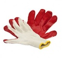 Red Latex Palm Glove