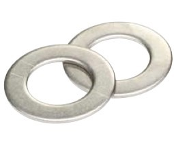 "1/4"" Flat Washer Type 316 Stainless Steel-200 pcs"