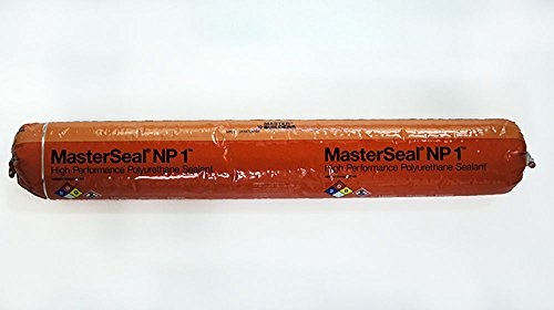 MasterSeal NP1 Black-Polyurethane Sealant 20 oz Sausage 20 pc/case