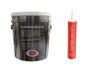 Wirebond Flashing Mastic 5 gallon Pail