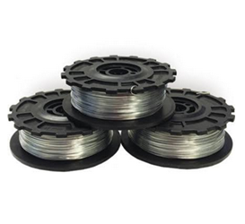 BN Products BNT-40  21 Ga.  Galvanized Tire Wire
