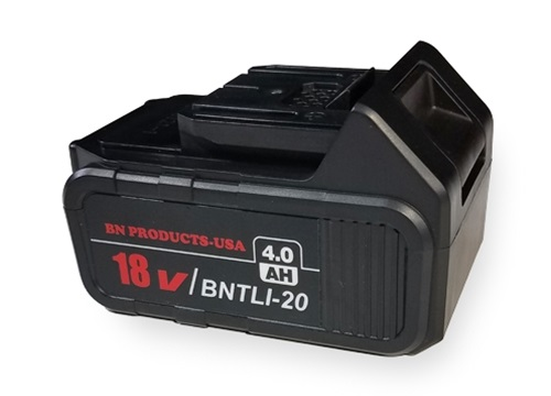 BN Products Replacement 18V Li-ION Battery for BNT X-Series Rebar Tiers
