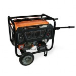 BN Products BNG6500  Electric Start Gas Powered Generator 6500W