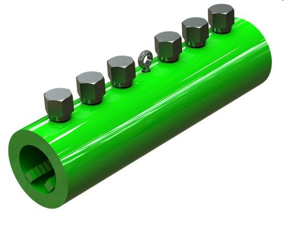 Dayton Superior D250 Series Epoxy Bar Lock Coupler For No