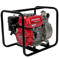 "2"" Honda WB20 Gas Powered Centrifigual Water Pump"