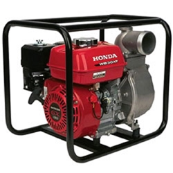 "3"" Honda WB30 Gas Powered Centrifugal Water Pump"
