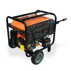 BN Products BNG7500 Gas Powered Electric Start 7500W Generator