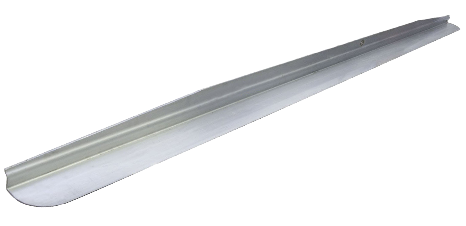 4 Aluminum Float Pan Blade