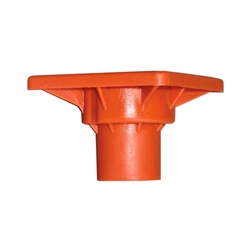 OSHA Orange Rebar Caps - #3-#8 Rebar- MADE in USA -3000 pcs REBAR fall protection,Rebar Safety covers,reusuable rebar safety caps, impalemet safety cap,Orange OSHA Rebar Caps, rebar protection, rebar safety, fits #3-#7 Rebar, Conduit safety cap, rebar guards, rebar safety covers, fall protection, Steel Stake caps, CAL-OSHA Rebar caps