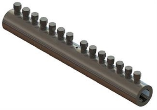 Dayton Superior D250 S/CA #10 Bar Lock Rebar Coupler