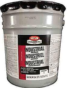 Krylon Alkyd Shopcoat Primer- Red Oxide- 5 Gal x 16